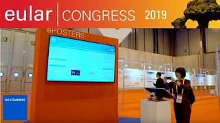 EULAR 2019 - No Comment: Congress E-Posters