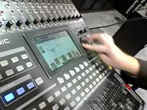 Phonic is16 digital mixer by harmonycentral watch and for Firewire mixer motorized faders
