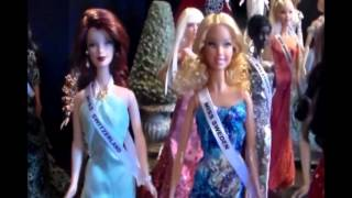 2013 Miss Universe Pageant Dream Doll Funny Barbie Pageant SO GREAT!!!.mpg