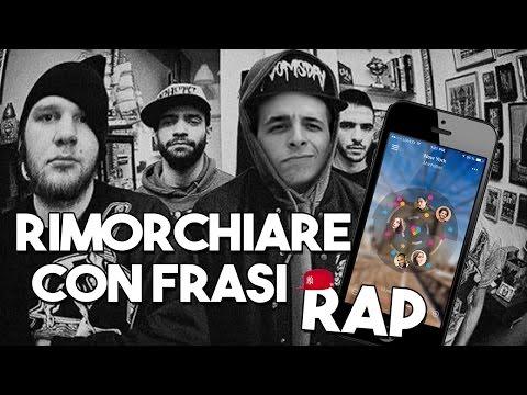 RIMORCHIARE RAGAZZE CON FRASI RAP (VOLUME 2)