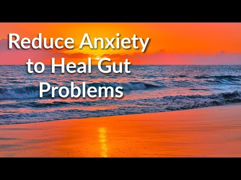 Reduce Stress To Heal Candida, IBS, SIBO & Leaky Gut - Subliminal Isochronic Meditation