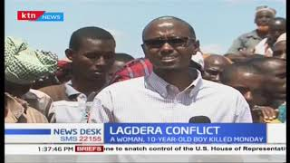 Dispute between Isiolo South Lagdera: MPs dismisses claims on killings