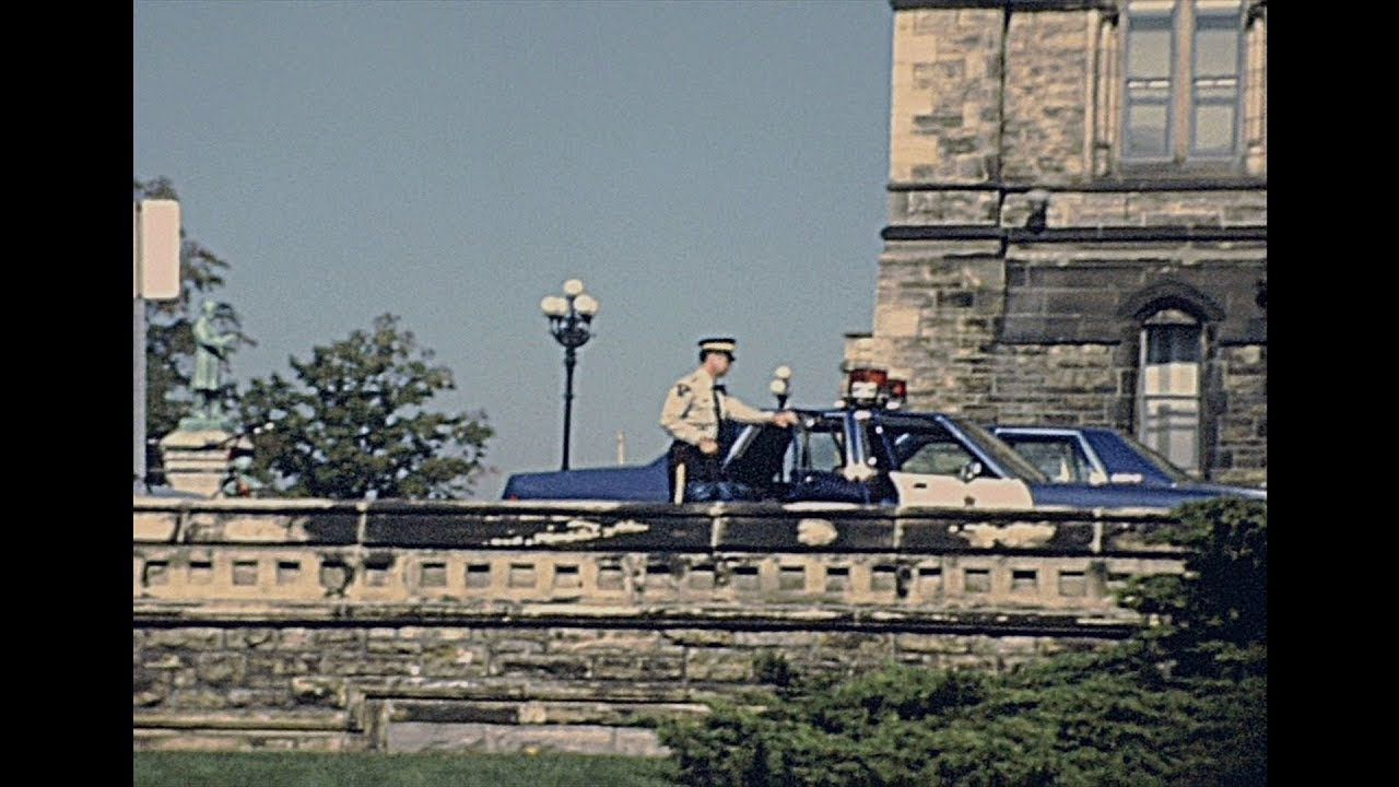 Life in Ottawa 1989 – Archive Footage