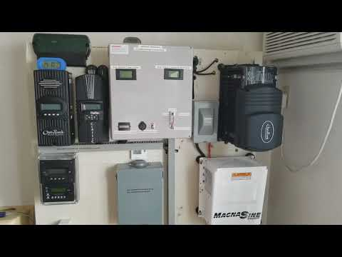 HOW TO MAKE 100% FREE ENERGY GENERATOR   With Solar Panels