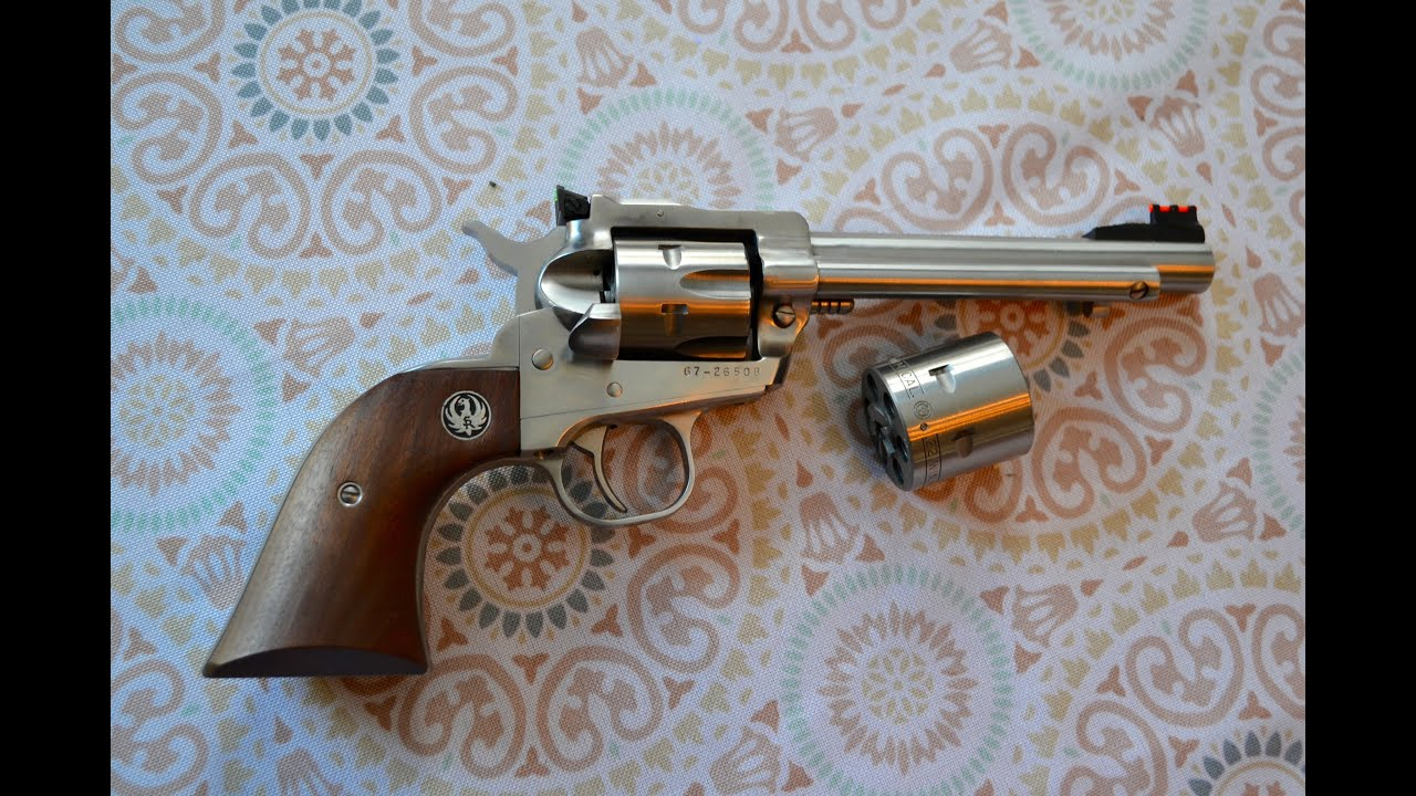 The Ruger Single Six in 22 LR and 22 Mag