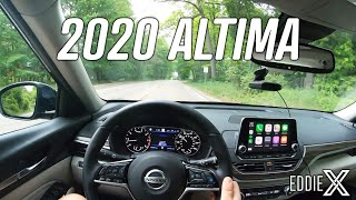 I Drove A 2020 Nissan Altima For A Week | Here's What I Love and Hate About It!