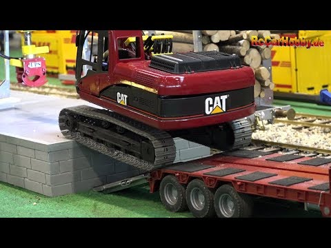 AMZING RC TRUCK ACTION AT MODEL FAIR STUTTGART p6