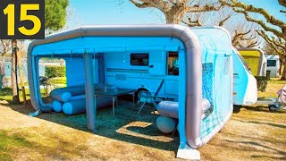15 AWESOME Camping Inventions that are Next Level