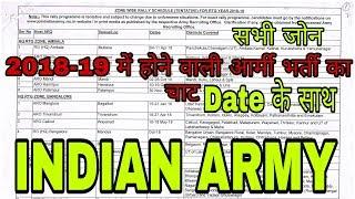 army bharti 2018-19