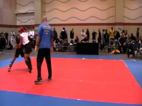 ICMAC World Championship Tournament, Orlando, FL - Sanda - Paolo Felappi