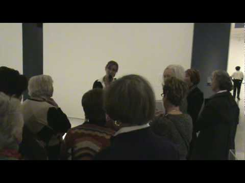 Anne Truitt Talk