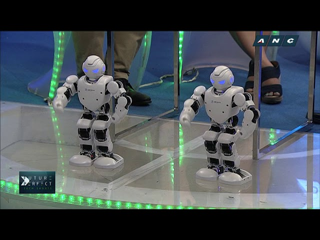 Programmable humanoid robots to hit toy stores
