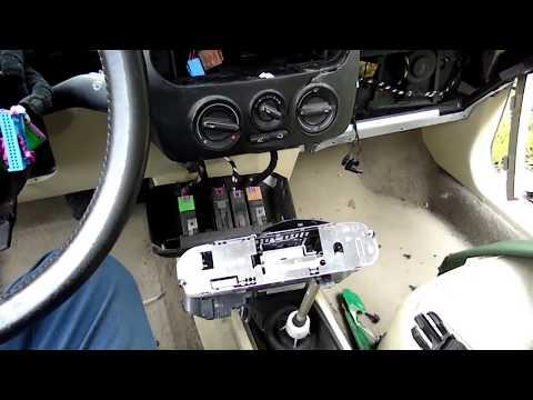 New Vw Beetle Radio Removal