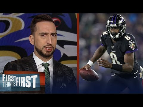 Ravens' Ozzie Newsome saw something in Lamar Jackson other teams didn't | NFL | FIRST THINGS FIRST