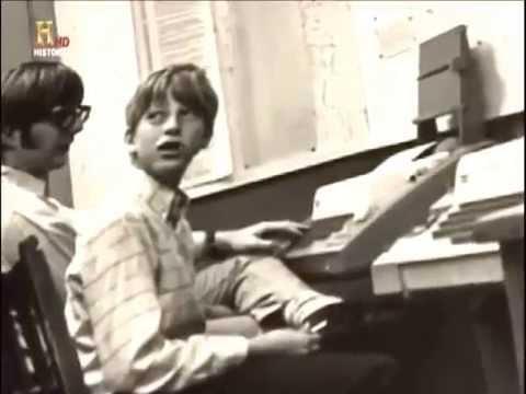 I signori del futuro Bill Gates Microsoft