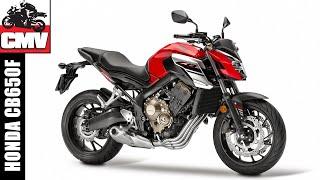Honda CB650F - test, opinia, recenzja - CMV Moto Testy
