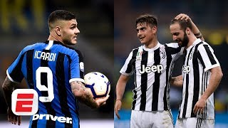 Serie A striker carousel: Where will Higuain, Icardi and Dybala all end up? | Transfer Talk