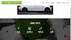 Car Insurance Responsive Moto CMS 3 Template TMT | Free Template  Ale