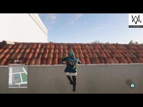 Watch Dogs 2 Parkour Montage!