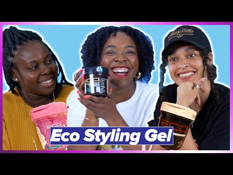 Women Try 5 Different Eco Styling Gels For A Week