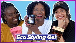 Women Try 5 Different Eco Styling Gels For A Week | Seasoned BuzzFeed