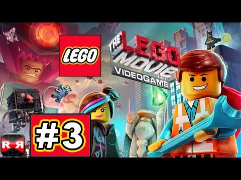 the-lego-movie-video-game-(by-warner-bros)---ios---walkthrough-gameplay-part-3