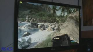 Crysis -Gameplay 3- HD4870 1GB - Very High 1440x900