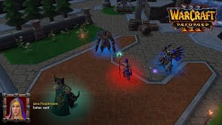 Bonus Campaign All Cutscenes | Warcraft 3 Reforged The Founding of Durotar
