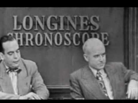 Joseph McCarthy Interview