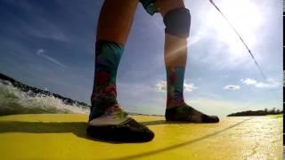 FEAT Socks Water Sports (Short Clip)