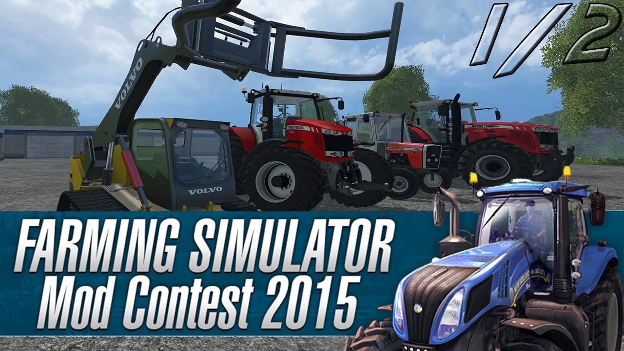 Farming simulator 15 | Mods Contest fs15 | Farmods 15 #12