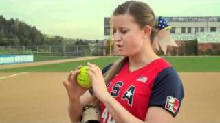 Pitching Tips-Grip with Stacey Nelson USA Softball