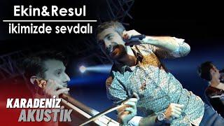 Resul Dindar ft. Ekin Uzunlar - İkimiz de Sevdali Video