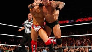 Raw: The Miz cashes in his Money in the Bank contract against Randy...