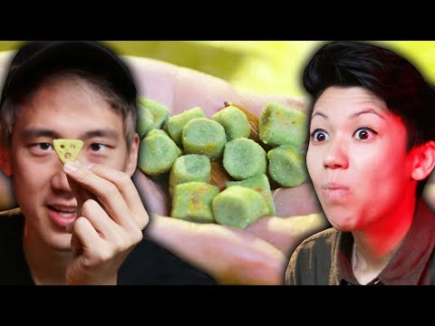 We Try Japanese Drunk Snacks