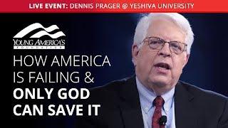 Dennis Prager LIVE at Yeshiva University