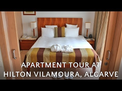 Apartment Tour At Hilton Vilamoura As Cascatas Golf Resort & Spa, Portugal
