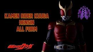 Kamen Rider Kuuga Hensin All Form (Growing Form - Ultimate Form) thumbnail