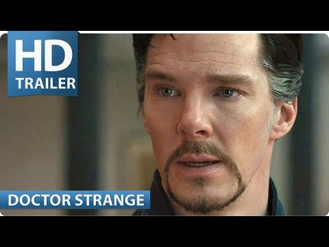 DOCTOR STRANGE 'Story' Feature Trailer...