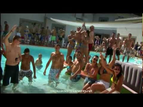 BEACH CLUB Lyon (Pool & Beach Party 2011) OFFICIAL VIDEO
