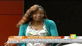 Power Breakfast Interview: Health and Nutrition with Kate Kibara