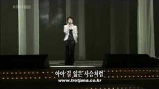 김연숙 - 숨어 우는 바람소리