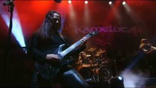 Kamelot - When the lights are down (live from One Cold Winter