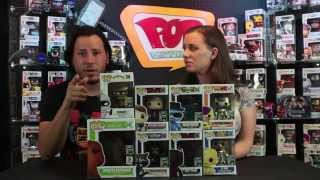 Funko Pop Unboxing | San Diego Comic-Con SDCC 2015 Exclusives