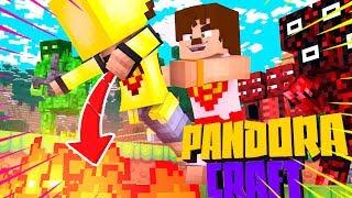 BuĞra Ve Sİnan Trollledİ ? - Minecraft Modlu Survival Pandoracraft #2