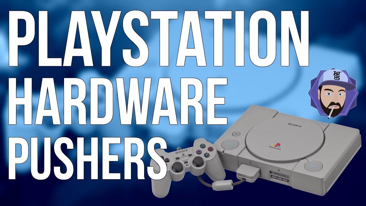 Ps1 Games That Push Hardware Limits Hardware Pushers