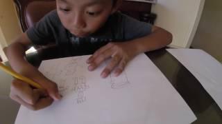 eli drawing