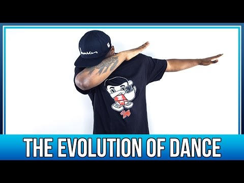 [TRIXX] THE EVOLUTION OF DANCE! - SquadGoalsTV