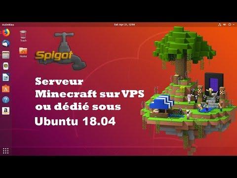 [TUTO] Créer un serveur Minecraft sur un serveur dédié ou un VPS