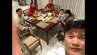 Tin Mới Nhất 24h - Thủ môn Bùi Tiến Dũng hội ngộ người thân cùng ăn bữa cơm đầm ấm,!!